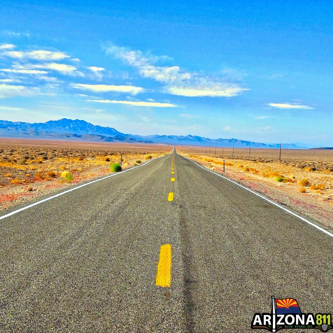 Don't be at a crossroads. Follow the road of always contacting Arizona 811 before…