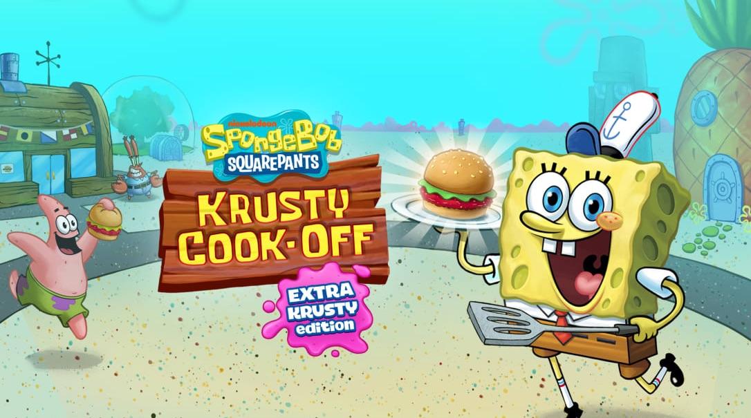 SpongeBob: Krusty Cook-Off (Switch) is $19.94 on the eShop