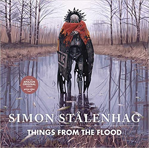 Things From the Flood (the original art book not the RPG)  48% off   2