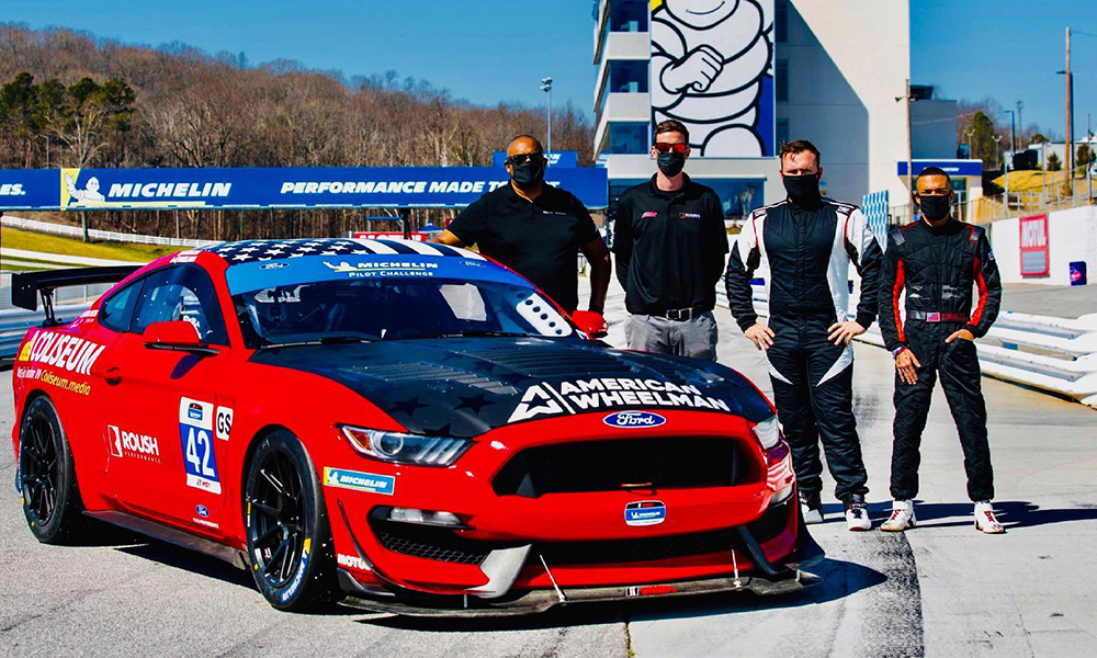 We look forward to seeing our friend @NateStacyRacing back in the @MichelinRaceUSA Pilot Challenge at @Mid_Ohio!   Good Luck, Nate and team!  #IMPC #IMSA #IMSAatMO