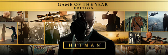 HITMAN - Game of The Year Edition Bundle is $39.27 on Steam