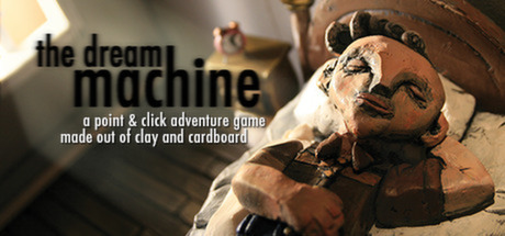 (PCDD) The Dream Machine: Chapter 1 & 2 is Free to Keep via Steam. 2