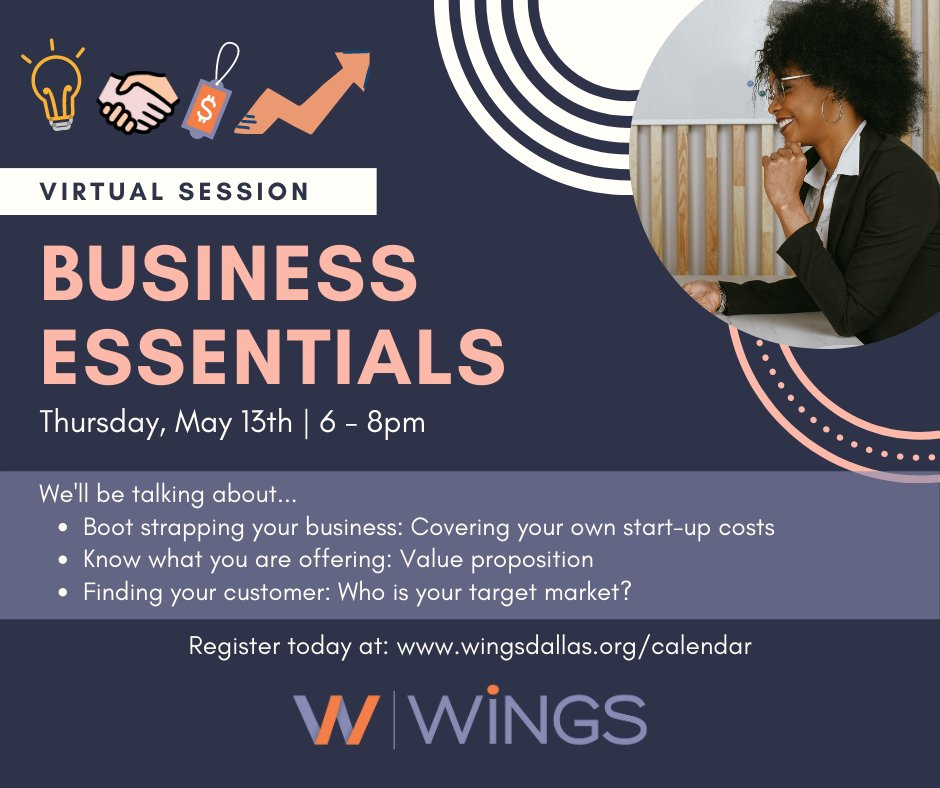 test Twitter Media - Join us to learn the basics of business in our virtual course, Entrepreneur Essentials, this Thursday, May 13th from 6-8PM. Register today by visiting https://t.co/MjlRBhzgvu https://t.co/8hagS5Jl6S