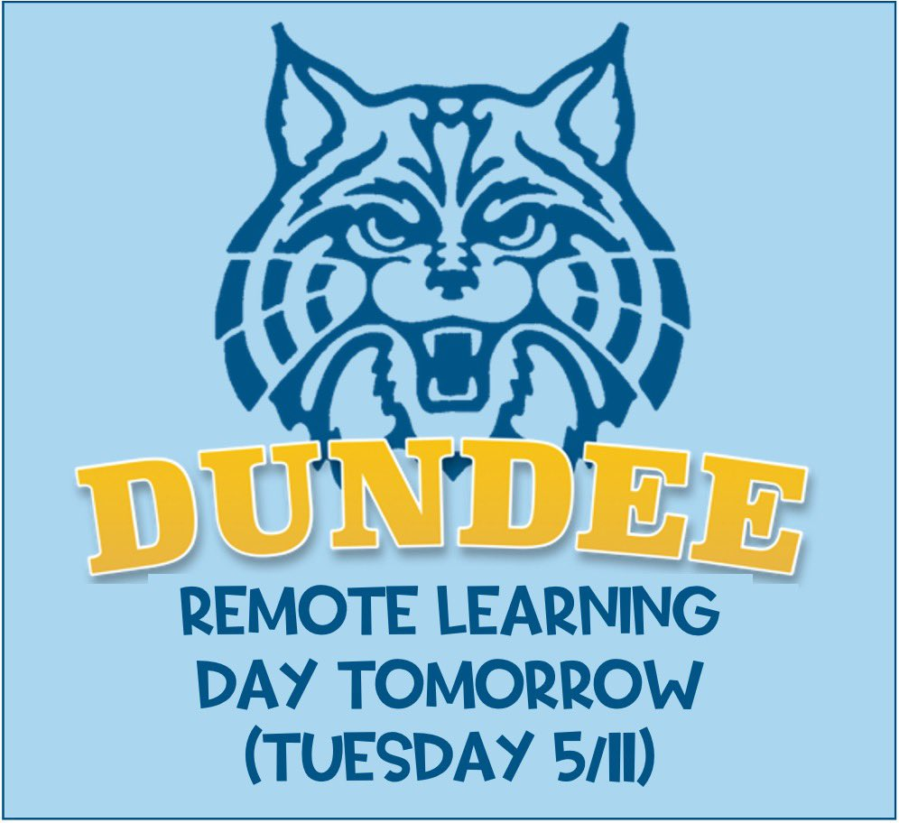 Remote learning day!