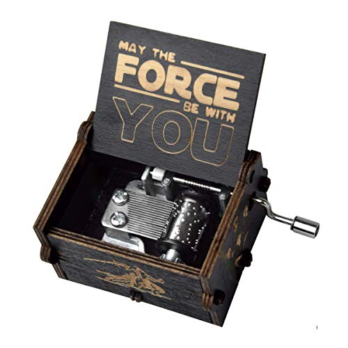 50% off Wood Music BoxesUse promo code: BKMUSICBOXWorks on all options  2
