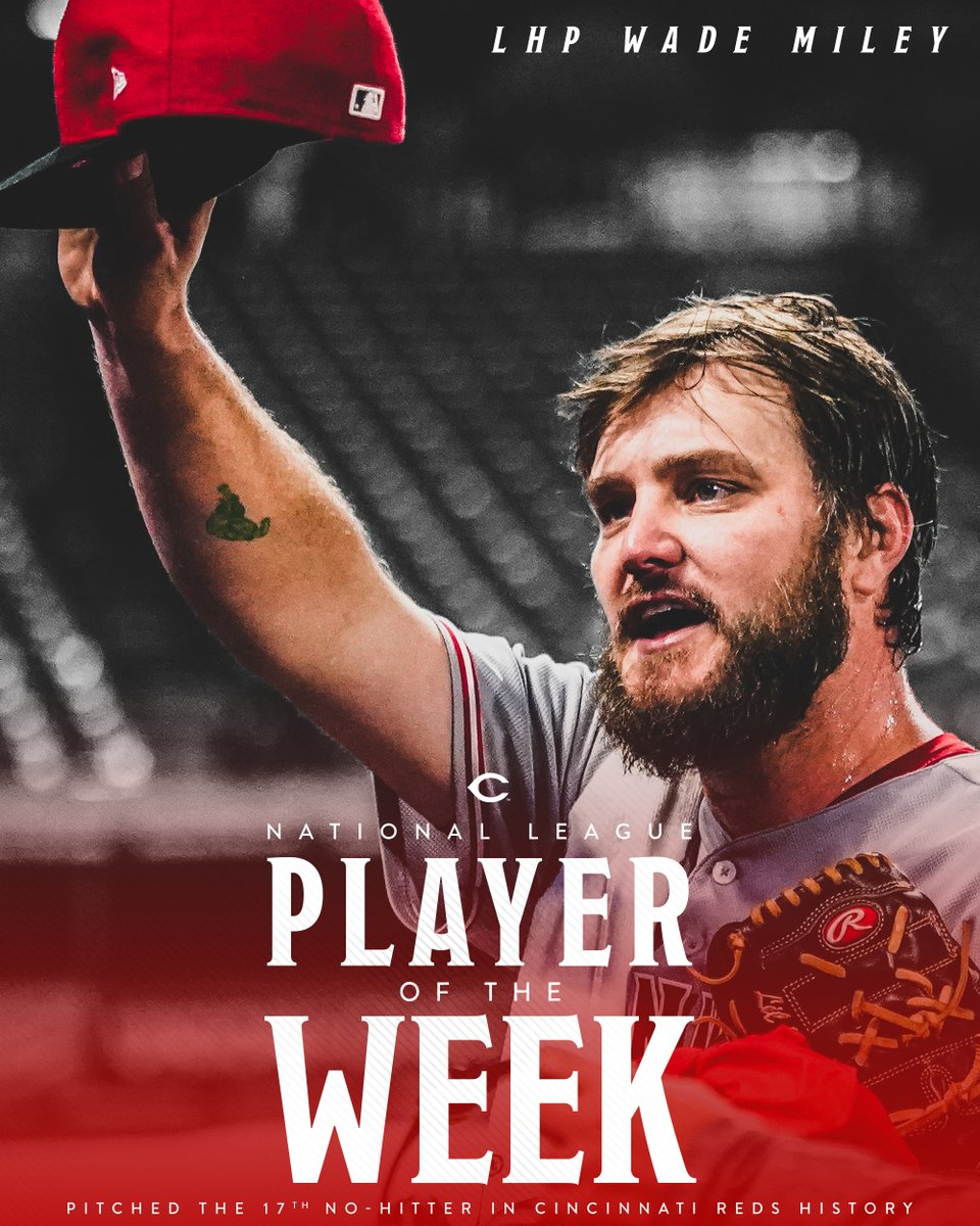 @Reds's photo on Player of the Week