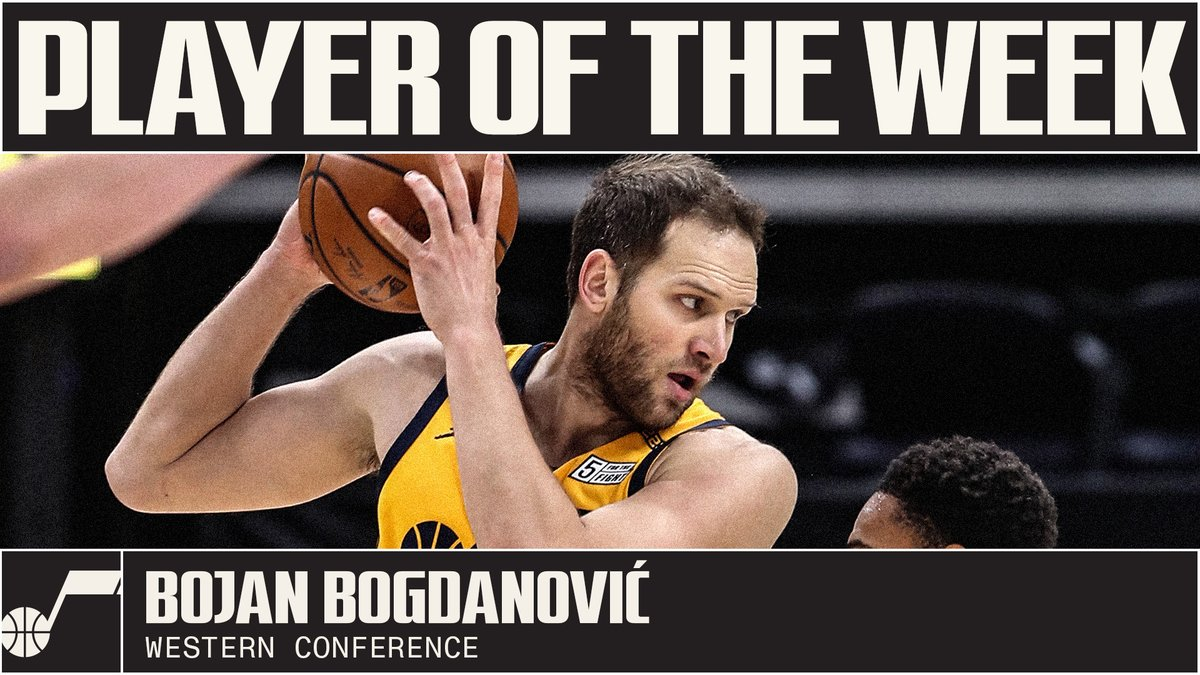 @utahjazz's photo on Player of the Week