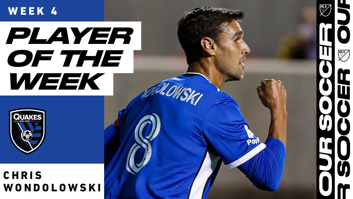 @MLS's photo on Player of the Week