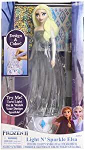 Tara Toys Frozen 2 Light N Sparkle Elsa $9.59 2 at