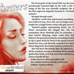Image for the Tweet beginning: HUNTERS is available on Amazon
