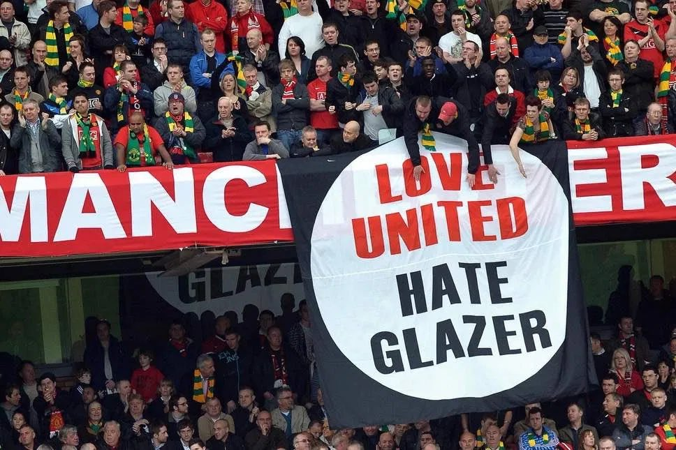 we need to still be pushing #GlazersOut it's gone quietly lately i'm just worried we are gonna forget about all this as usual just like last summer we said don't blame ole blame the board most of our fan base has turned on ole at some point this season so please push #GlazersOut https://t.co/679kRJM9j6