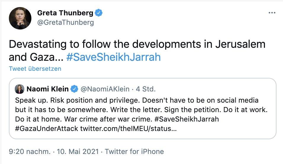 @_MartinHagen's photo on Greta Thunberg