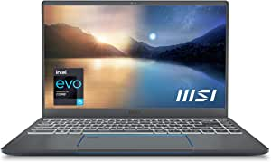 MSI Prestige 14 EVO Professional Laptop: 14