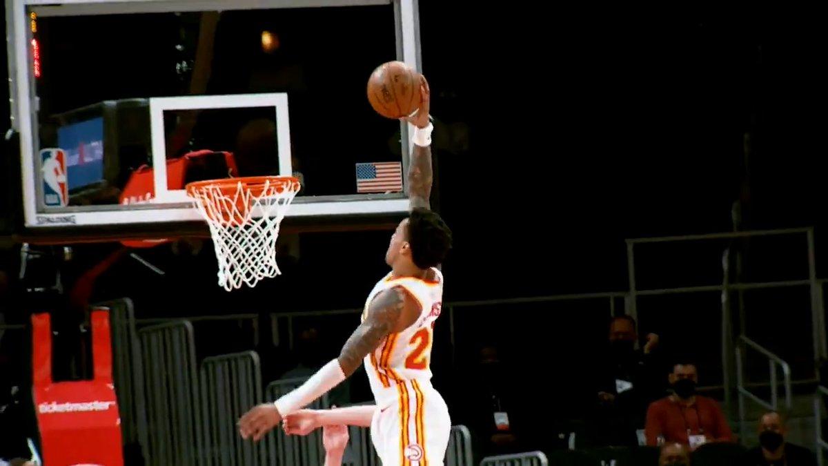 @NBA's photo on Trae