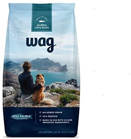 40% off Dog food from Wag, an Amazon Brand    2
