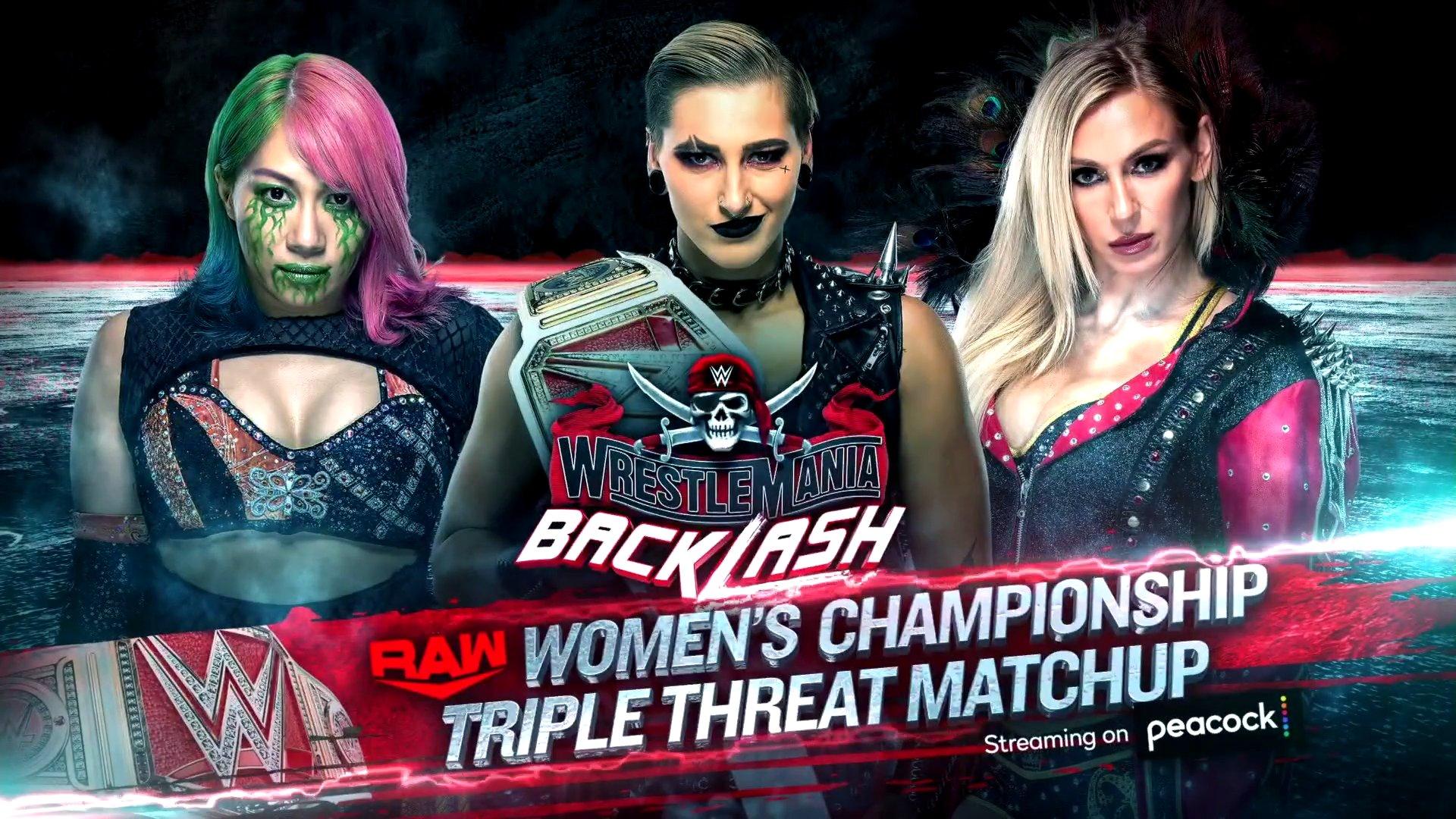 WWE Wrestlemania Backlash 2021: Spoiler On Match Outcomes 87