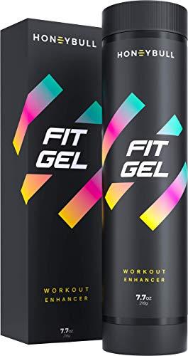 2 HoneyBull Fit Gel (7.7 oz) Workout Sweat Enhancer