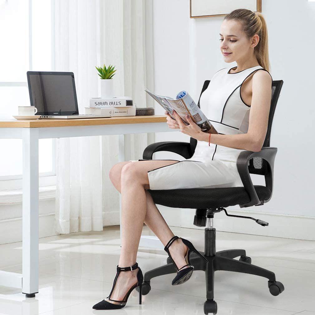 ad: $44.74    Mesh Ergonomic Desk Chair   Link0   Link0