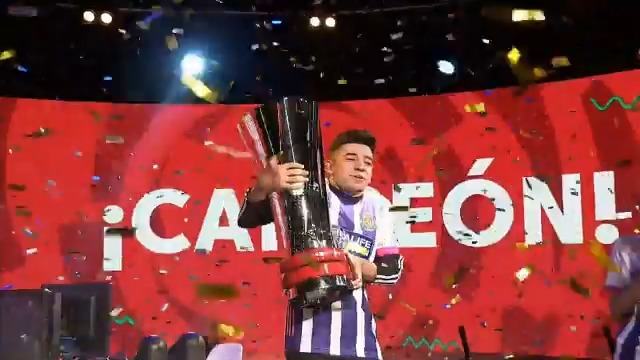 BACK-TO-BACK  Champion! 🏆 (VALLADOLID) has done it again!#FGS21