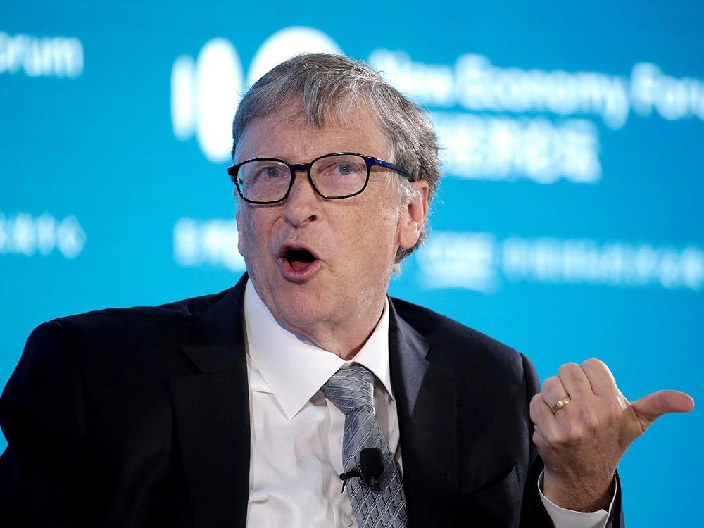 Bill Gates held wild naked pool parties with strippers Biography
