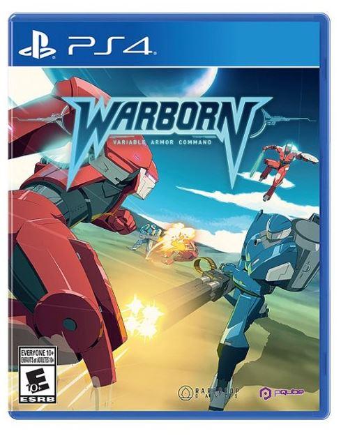 Warborn (PS4) $17.99 via Best Buy. Link0   $14.99 via PSN. Link1