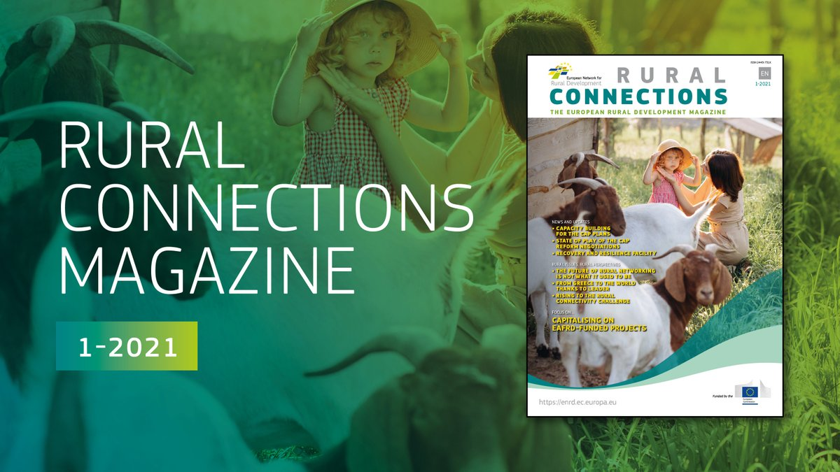 Check out the Rural Connections Magazine🗞️🌄🌾, out now 👐 ➡️https://t.co/i2MHKB2kll