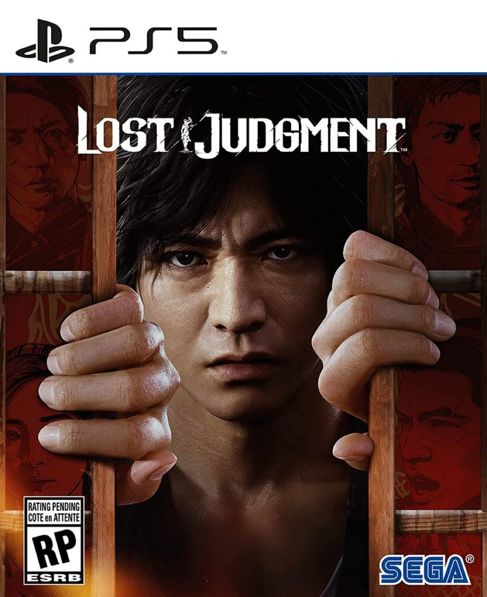 Lost Judgment PS5 $59.99  Amazon USA