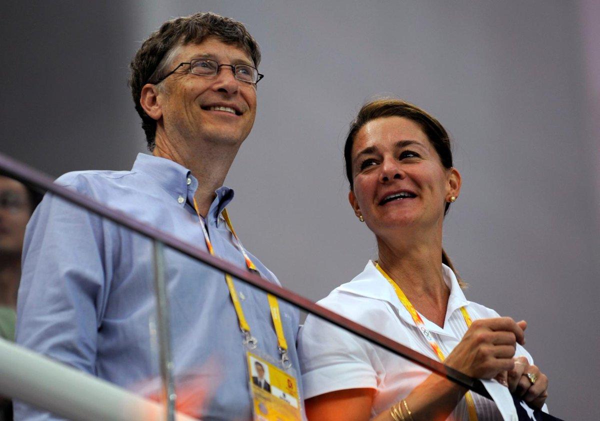 Melinda Gates reportedly started divorce talks after Bill linked to Epstein
