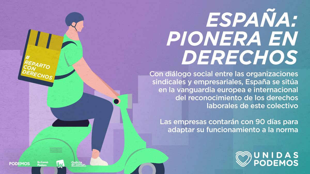InfoNews: 💢.@jesussantosalc💢 🗨️ Hoy se ha aprobado la Ley de 'riders' en el #CMin 🚴♀️🚴♂️.......  ᑕOᗰᑭᖇOᗰETIᗪOᔕ Eᑎ IᑎᖴOᖇᗰᗩᖇ [Eᔕ] 【ES】 🄴🄽🅂🄰🄽🄲🄷🄴🅂🅄🅁 #Alcorcón #𝗡𝗲𝘄𝘀𝗘𝗻𝘀𝗮𝗻𝗰𝗵𝗲𝗦𝘂𝗿  ᴹáˢ info 🔻