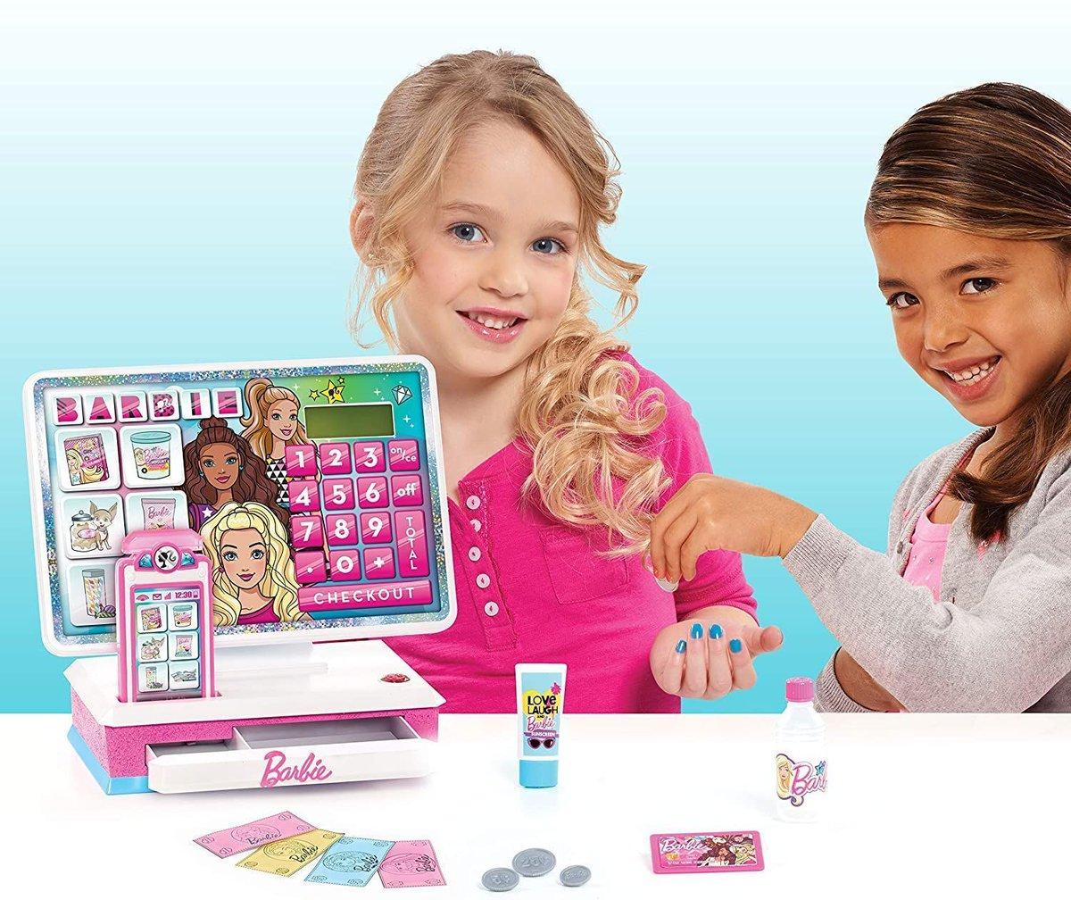 ad: $10.97 (35% off)   Barbie Large Cash Register  Link0 Link0