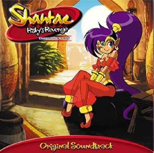 Shantae: Risky's Revenge Original Soundtrack Vinyl is up for pre-order at Amazon 2