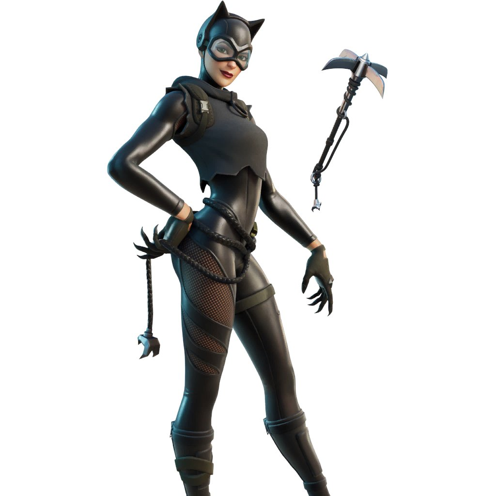 New Catwoman Skin! https://t.co/JhN07sDh2M