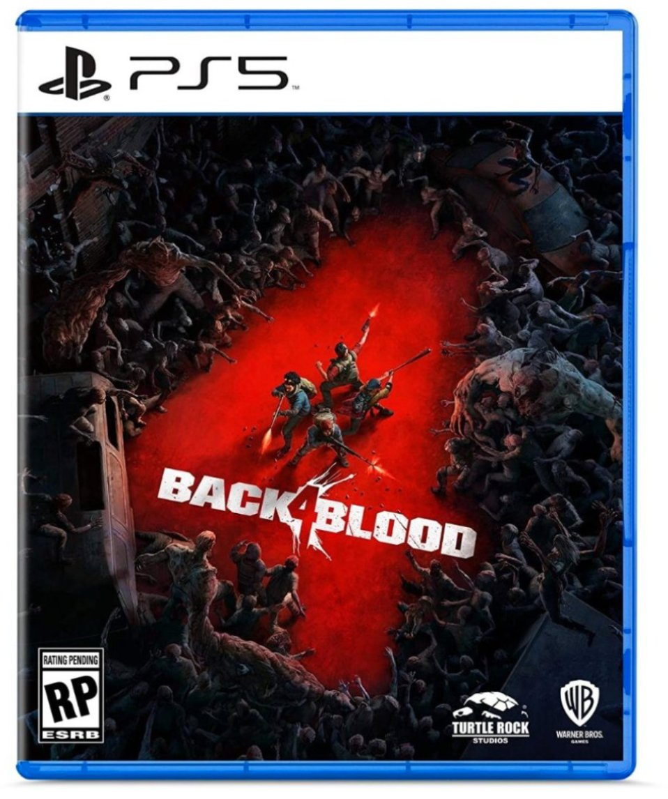 Back 4 Blood PS5 $59.99  Amazon USA