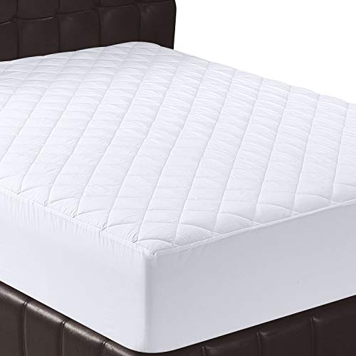 2 Utopia Bedding Quilted Fitted Mattress Pad
