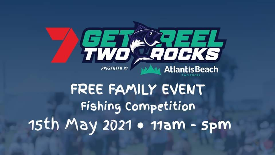 🎣 🐟 🐡 🌊 🤩 Remember this Saturday 11am - 5pm GET REEL Two Rocks is on!! https://t.co/6TkklXAJKE 🎣 🐟 🐡 🌊 🤩  #supportlocal #lifestyleiswhereitbegins #plr #tworocks #yanchep #yancheplagoon #yancheplife #yanchepsurf #tworocksmarina https://t.co/fTEvy6xSYT