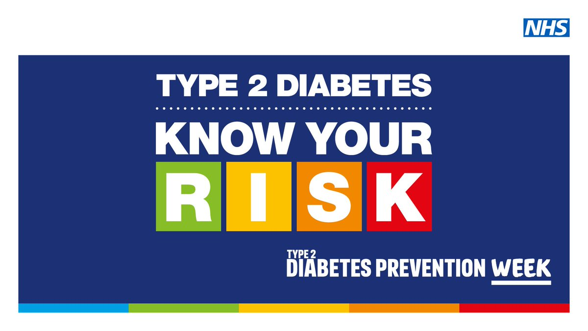 We're pleased to see #DiabetesPreventionWeek raising the awareness of Type 2 #Diabetes. Our GO Active Get Healthy team helps people make small changes that could make a big difference to their health. Find out more here 👇 https://t.co/P8GV8eZ7L3