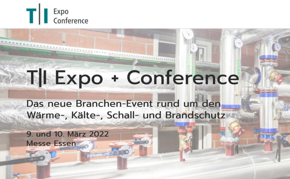 TI-Expo + Conference: Neue Veranstaltung rund um die technische Isolierung https://t.co/VrlbC7r8Cc https://t.co/DWjPOjcWxb