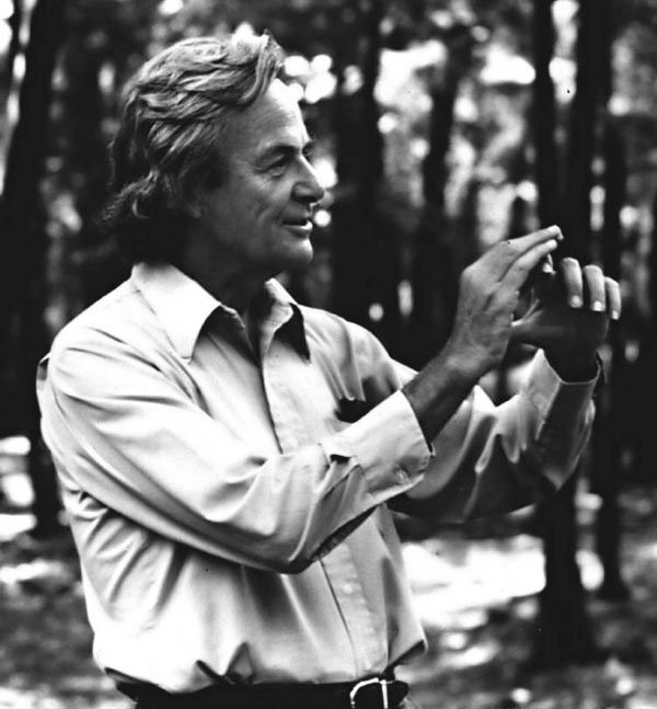 """The first principle is that you must not fool yourself – and you are the easiest person to fool."" Physicist Richard Feynman ForMemRS was born #OnThisDay in 1918. His contributions to the development of quantum electrodynamics led to him being awarded the Nobel Prize in Physics. https://t.co/DDdyHG7oJf"