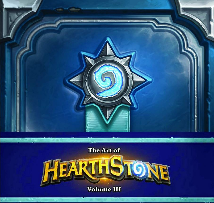 The Art of Hearthstone: Year of the Mammoth $18.34 via Amazon (Prime Eligible).