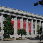 The Moss Courthouse in #SaltLakeCity, managed by GSA, has a gray granite exterior in the Art Modern Style and is the oldest structure in the Exchange Place Historic District. @UtahGov https://t.co/c9HCh9i3Oe #ThisPlaceMatters #PreservationMonth @US_GSAR8