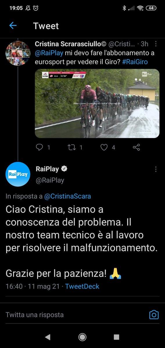 #RaiGiro