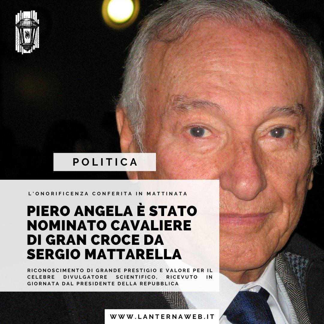 #PieroAngela