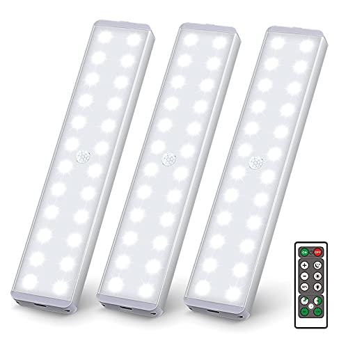2 24-LED Closet Lights