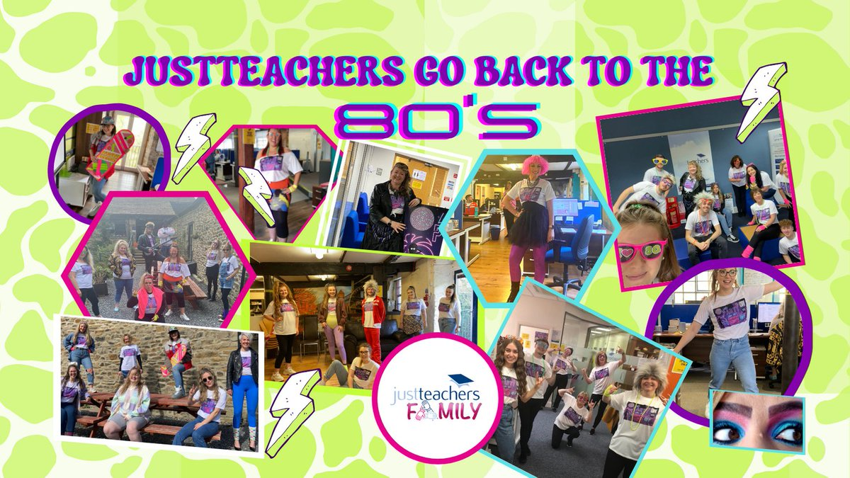 test Twitter Media - Today we are celebrating all things 80's- just because we can! We're safely back in the offices, extremely busy, have lots of new jt family members doing extremely well- what's not to celebrate….. #worklifebalance #workfamily #teamwork #positivity #teammorale https://t.co/4l9wla4I6j