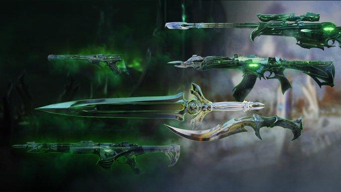Valorant - Tethered realms