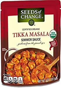 SEEDS OF CHANGE Tikka Masala Simmer Sauce  $28.63 2 at