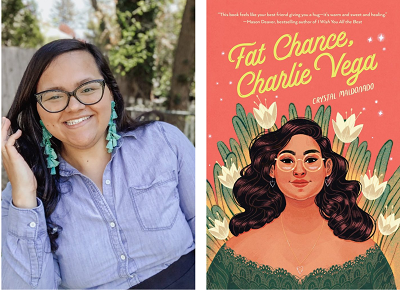 test Twitter Media - Welcome Crystal Maldonado to our Virtual Book Tour! The author talks to us about her debut novel, Fat Chance, Charlie Vega. Visit our blog for an exclusive interview, resources and more! #kidlit #yalit https://t.co/cDcaEbe7mA @crystalwrote @HolidayHouseBks https://t.co/MtnwRi0wmS