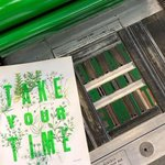 Image for the Tweet beginning: As part of @printingcharity we