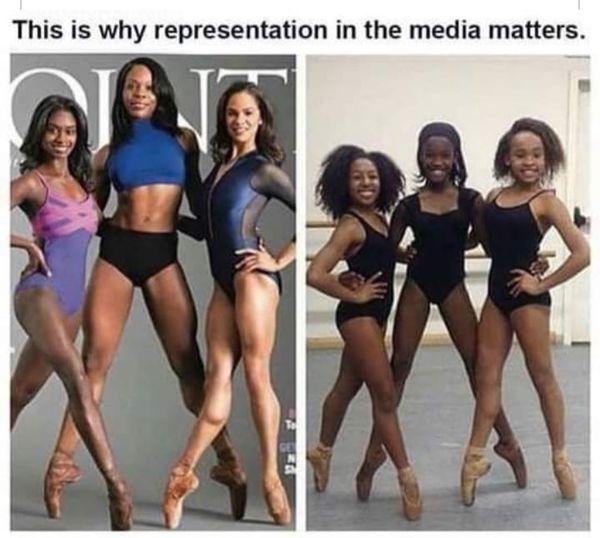 #RepresentationMatters #BlackBallerinas https://t.co/JO3eGctzru