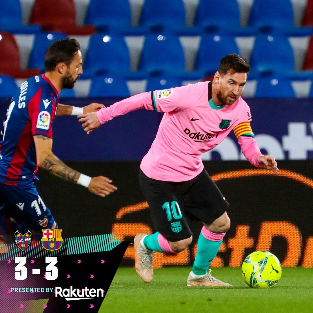 @FCBarcelona_cat's photo on Pedri